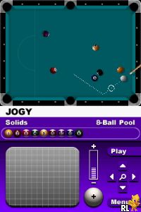 World Cup of Pool (U) Screen Shot