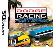 Dodge Racing - Charger vs Challenger (U) Box Art