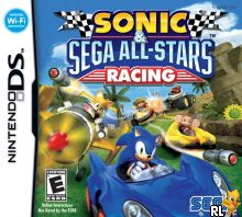 Sonic & Sega All-Stars Racing (U) Box Art