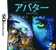 James Cameron's Avatar - The Game (DSi Enhanced) (J) Box Art