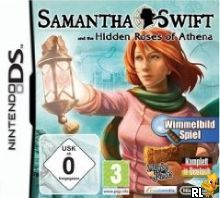 Samantha Swift and the Hidden Roses of Athena (G) Box Art