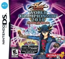 Yu-Gi-Oh! 5D's - World Championship 2010 - Reverse of Arcadia (U) Box Art