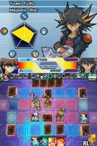 Yu-Gi-Oh! 5D's - World Championship 2010 - Reverse of Arcadia (U) Screen Shot