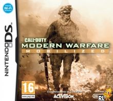 Call of Duty - Modern Warfare - Mobilized (S) Box Art