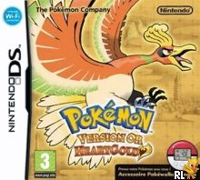 Pokemon - Version Or HeartGold (F) Box Art