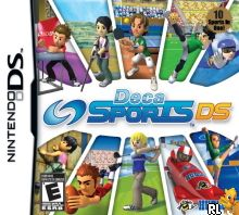 Deca Sports DS (U) Box Art