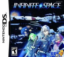 Infinite Space (U) Box Art