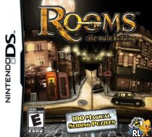 Rooms - The Main Building (U) Box Art