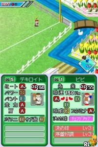 Pro Yakyuu Famista DS 2010 (J) Screen Shot