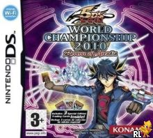 Yu-Gi-Oh! 5D's - World Championship 2010 - Reverse of Arcadia (E) Box Art