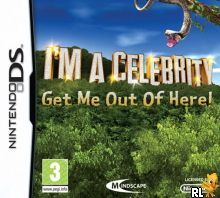 I'm a Celebrity - Get Me Out of Here! (E) Box Art