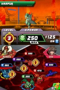 bakugan battle brawlers games free download for gba