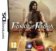 Prince of Persia - The Forgotten Sands (DSi Enhanced) (E) Box Art