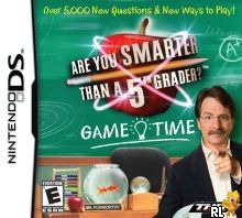 Are you Smarter than a 5th Grader - Game Time (Trimmed 247 Mbit)(Intro) (U) Box Art