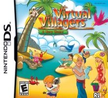 Virtual Villagers - A New Home (Trimmed 88 Mbit)(Intro) (U) Box Art