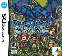 Blue Dragon - Awakened Shadow (U) Box Art