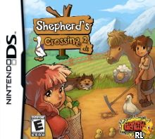 Shepherds Crossing 2 DS (Trimmed 62 Mbit)(Intro) (U) Box Art