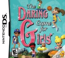 Daring Game for Girls, The (U) Box Art