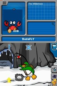 club penguin .nds rom
