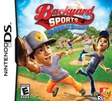 Backyard Sports - Sandlot Sluggers (U) Box Art