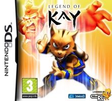 Legend of Kay (E) Box Art