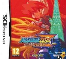MegaMan Zero Collection (E) Box Art