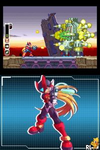 MegaMan Zero Collection (E) Screen Shot