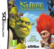 Shrek Forever After (DSi Enhanced) (E) Box Art