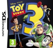 Toy Story 3 (DSi Enhanced) (E) Box Art