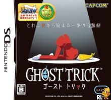 Ghost Trick (J) Box Art