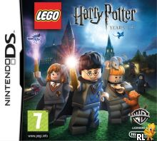 LEGO Harry Potter - Years 1-4 (E) Box Art