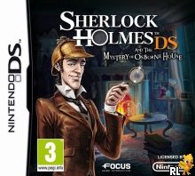Sherlock Holmes DS and the Mystery of Osborne House (E) Box Art