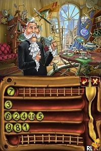 Sherlock Holmes DS and the Mystery of Osborne House (E) Screen Shot