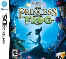 Princess and the Frog, The (Trimmed 417 Mbit)(Intro) (U) Box Art