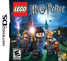 LEGO Harry Potter - Years 1-4 (U) Box Art