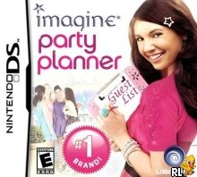 Imagine - Party Planner (Trimmed 239 Mbit) (Intro) (U) Box Art