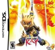 Legend of Kay (U) Box Art