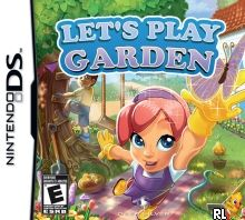 Let's Play Garden (U) Box Art