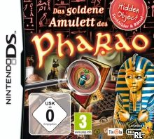 Pharaoh's Amulet (E) Box Art