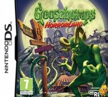 Goosebumps - Horrorland (E) Box Art