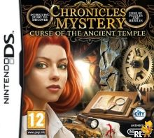 Chronicles of Mystery - Curse of the Ancient Temple (E) Box Art