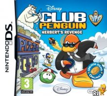Club Penguin - EPF - Herbert's Revenge (E) Box Art