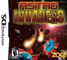 Astro Invaders (Hacked) (U) Box Art