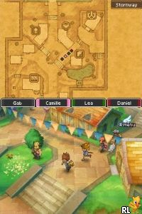Dragon Quest IX - Sentinels of the Starry Skies (E) Screen Shot