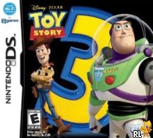 Toy Story 3 (DSi Enhanced) (U) Box Art
