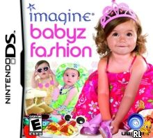 Imagine - Babyz Fashion (DSi Enhanced) (U) Box Art