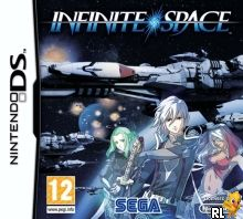 Infinite Space (E) Box Art