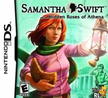 Samantha Swift and the Hidden Roses of Athena (Trimmed 242 Mbit)(Intro) (U) Box Art