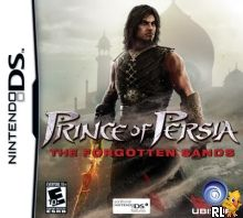 Prince of Persia - The Forgotten Sands (DSi Enhanced) (U) Box Art