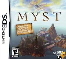 Myst (v01) (U) Box Art